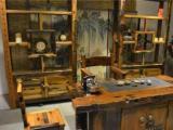 老船木茶几茶桌椅组合茶室实木茶艺桌现代简约中式泡茶台