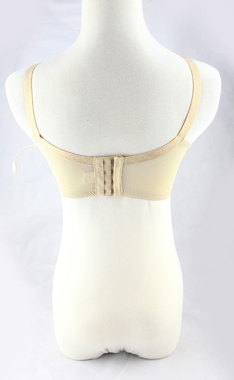 KR303充电发热聚拢保暖保健按摩内衣 治疗乳腺增生功能文胸