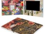 北京新宇视频卡书定制 纪念礼品 宣传礼品