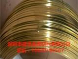 供应东莞H65精密黄铜线 家电用H65黄铜线厂家直销