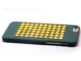 镶钻手机外壳苹果6代钻外壳定制专家