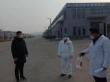 战疫先锋 蔡家坡标准化厂房产业园在行动