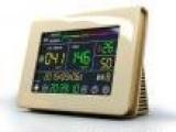 千野鸿空气霾表 家用测霾仪 甲醛指数 温湿度年会礼品春节礼品