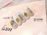 湘潭专业化妆培训机构 洛华艾芭化妆美甲培训学校