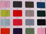 【厂家直销】32支全棉平纹针织面料 精棉拉架汗布 32支CVC拉