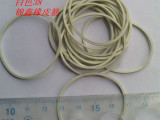 白色橡皮筋批发价格,环保白色橡皮筋,橡胶圈