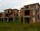 从化鳌头12亩平地两栋600平方别墅转让
