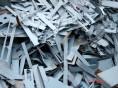 高价回收废铜铁铝不锈钢工厂废料