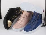 欧洲大牌新款秋冬女靴系带刺绣平底休闲裸靴超舒适厚底短靴