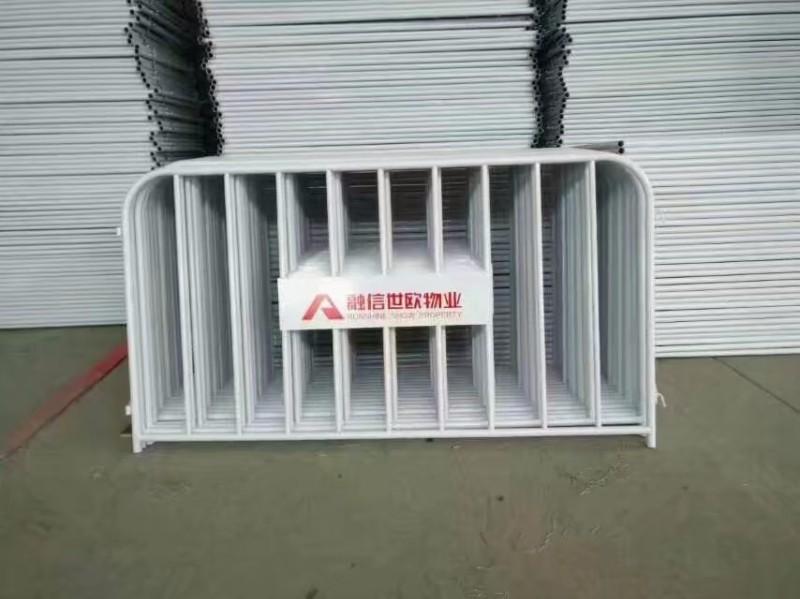 安徽饰界舞台桁架铁马护栏道旗