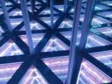 网红室内游乐,镜子迷宫定制,呼吸森林,时空隧道,网红小屋