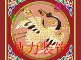 泉州市盛古装饰古建寺庙吊顶材料PVC仙鹤集成吊顶