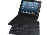 蓝牙键盘工厂直销 IPAD蓝牙键盘皮套 ABS可移动键盘 IPA