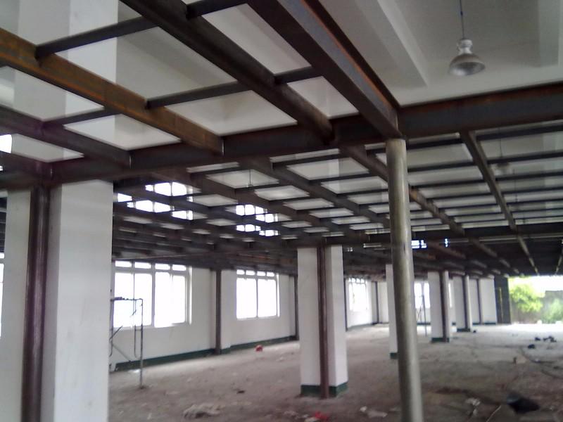 石家庄腾飞钢结构阁楼搭建制作公司