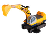 2013新款儿童电动工程车电动挖掘机 电瓶童车