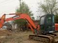 斗山 DX80 挖掘机  (转让个人斗山80)