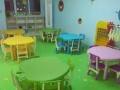 幼儿园新款塑料长方桌环保耐用欢迎来厂实地考察