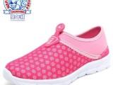 童年猫中小童鞋批发810#三色20双装网鞋透气招代理一脚蹬童鞋批