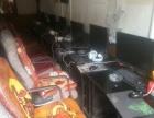 二手网吧桌椅电脑