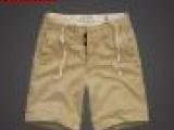 2014欧美男士af短裤男工装裤男装中裤五分裤宽松休闲卡其色短裤