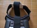 VR头盔。三百六十度无死角观影