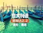 上海专业意大利语培训班 学习+实践+拓展