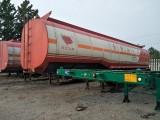 广州二手保温沥青罐车油罐车半挂油罐车拖头牵引车