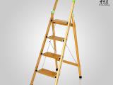 李先生梯具 铝合金四步折叠家用梯 五步工程梯子