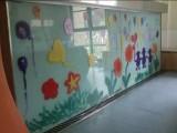 上海嘉大幼儿园科学发现室室外涂鸦墙用品