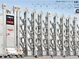 电动伸缩门,别墅大门,围栏,道闸,岗亭,停车场系统,刷卡系统