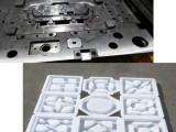 供甘肃彩砖模具与兰州塑料模具厂家