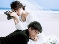 韩式婚纱照如何拍最美