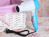 厂家供应 可折叠电吹风迷你便携式美发吹风机 时尚学生礼品吹风筒