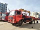 8吨东风随车吊多少钱 厂家直销 价格优惠
