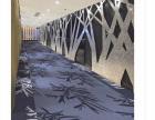 昆明嵩明县走廊地毯定制公司,诺瑞地毯环保又健康