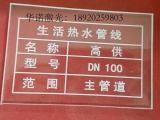 北京铲土车标牌铭牌