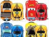 汽车双肩包儿童背包书包旅行包幼儿园礼品赠品汽车拉杆箱亲子套装