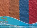 恒义纺织现货高档服装皮革 PU纹人造革 PU革皮料 软皮包人造皮