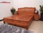 赣州哪里能买到上等双人床 架子床供应商