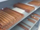 供應熱固性棕色聚酰亞胺PI棒 加石墨PI棒 隔熱帽墊片材料