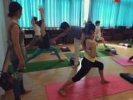 淄博瑜伽教练培训这里好,有周末班