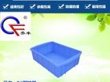 加厚周转箱长方形塑料筐储物胶框货架零件盒乔丰消毒餐具箱批发