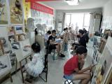 石家庄中考美术培训 美术艺考特长生培养-美术速成班