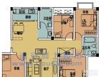 涟水 神龙盛 4室2厅2卫 126.93平米