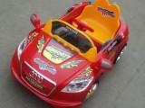 宝乐堡8600奥迪款儿童遥控电动车电动四轮童车带遥控可手动