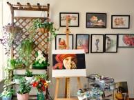 雨林画室 致力于成人的绘画培训