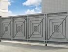 西青区铝艺门安装厂家-铁艺大门供应