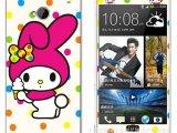 供应 潮膜 屏幕全身彩膜 HTC M7 801E 单卡版 手机贴
