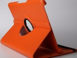 惠州平板电脑保护套厂家10.1寸360度旋转带支撑仿皮定做
