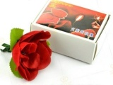 把妹超好 火柴变玫瑰 火柴变花 精美盒装版 花类魔术道具
